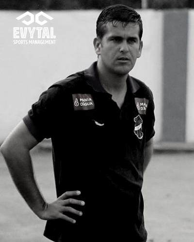 Rafael Barcelos Soriano Coach - Represented by Evytal