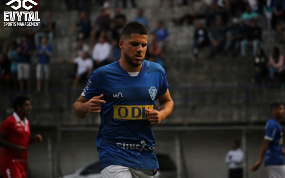 Magdiel Stopa Pessata do Nascimento -Eyes on European competitions