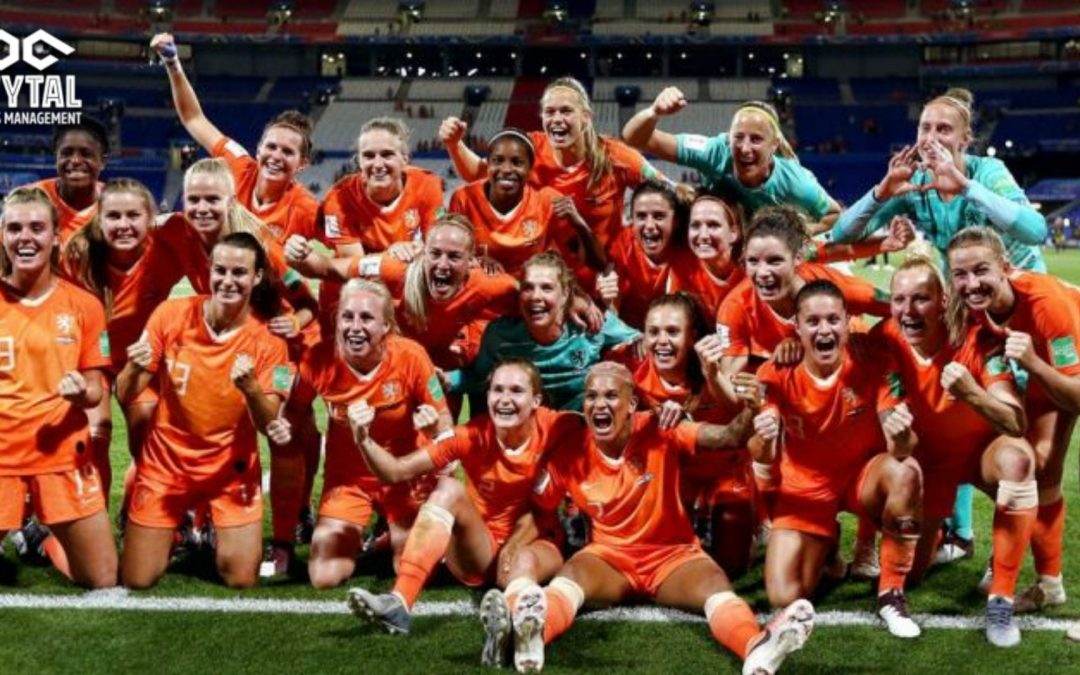 Women's Football is on the Rise