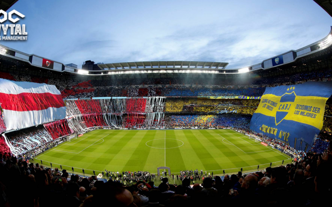Superclasico, Argentina's Biggest Football Match