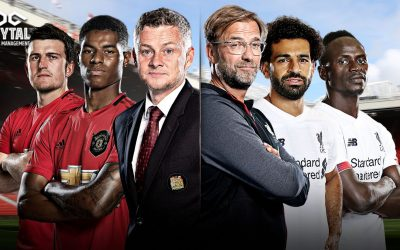 Can Manchester United Build on their Lead Against Current Champions Liverpool?