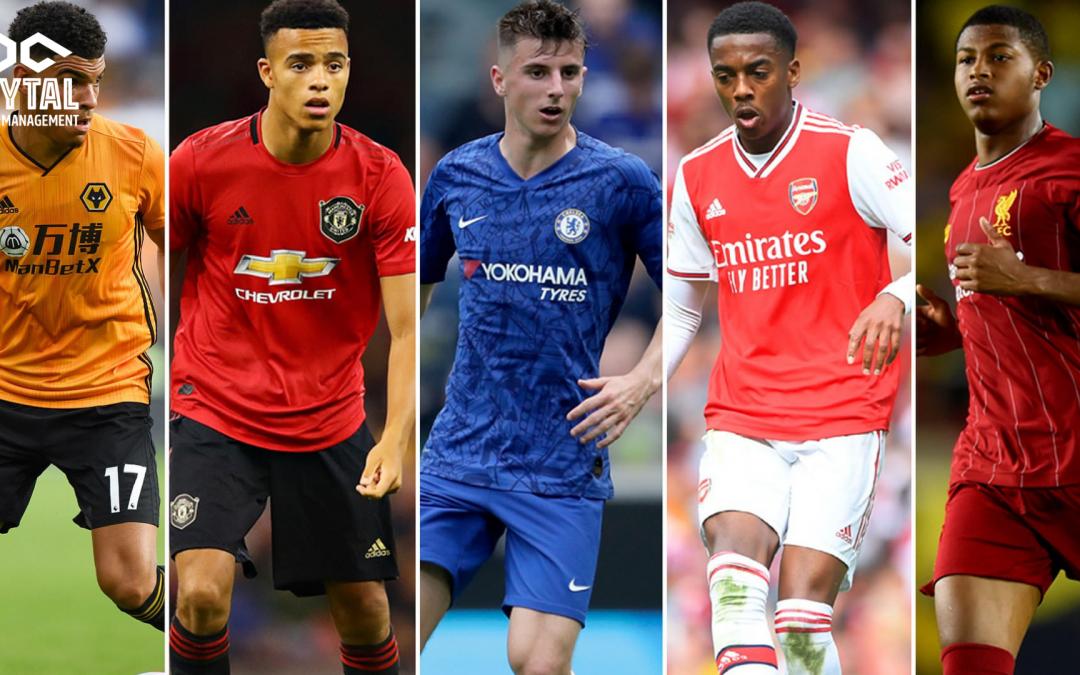 The Future Stars Of The Football World