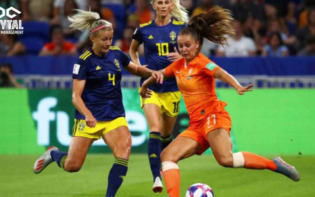 The Evolution of Women's Football