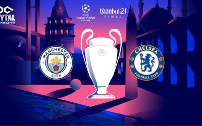 The 2021 Champions League Final is Set!
